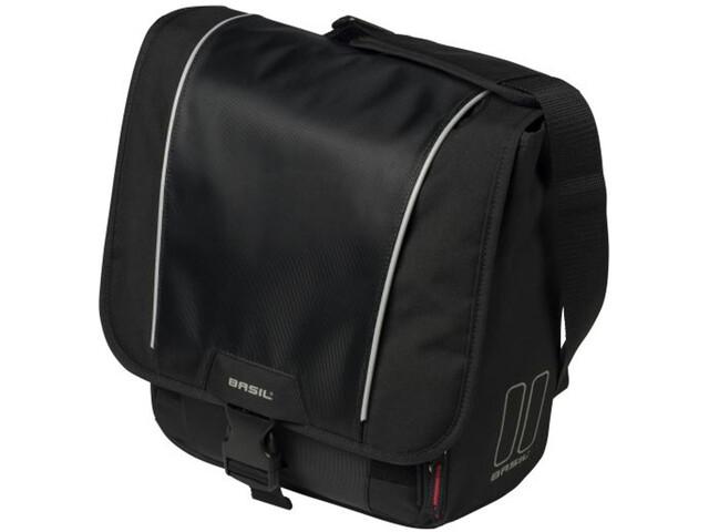 Basil Sport Design Bicycle Commuter Bag 18l, black